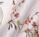 新中式温馨墙布